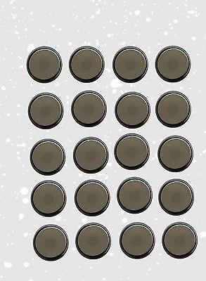 100 CR2032 2032 DL2032 ECR2032 5004LC Bulk 3V Lithium Button Battery
