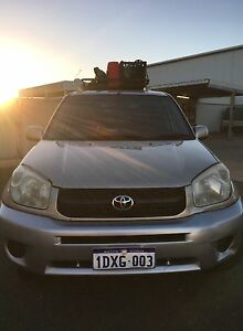 2004 Toyota RAV4 Wagon East Melbourne Melbourne City Preview