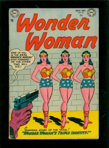 Wonder Woman 62 VG 4.0