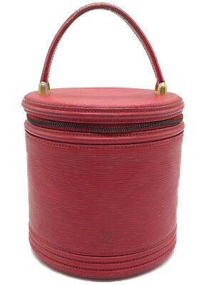 LOUIS VUITTON Cannes Handbag / Epi / M48037 SP0820 / MADE IN FRANCE