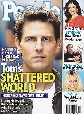 Tom Cruise  Bethenny Frankel Sylvester Stallone Ryan Lochte July 30  2012 People