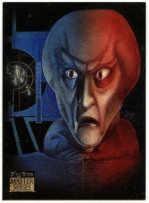 Balok #9 Star Trek Master Series Skybox 1994 Trade Card (C1185)