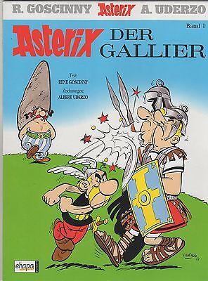 Asterix der Gallier - Band 1 - Hochglanz - TOPZUSTAND