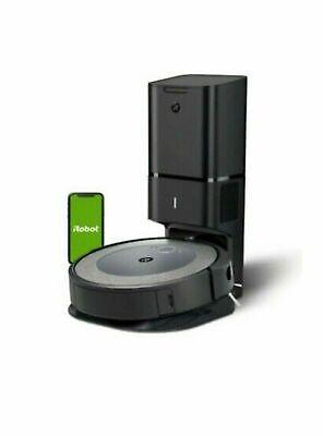 iRobot Roomba i3+ 3550 Wi-Fi Robot Vacuum w/ Automatic Disposal BRAND NEW