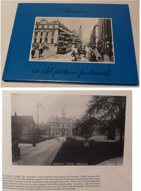 Aberdeen in Old Picture Postcards by Janey & John Clark