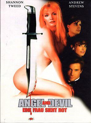 Angel and Devil , limited Mediabook , uncut , new , eine Frau sieht rot , A , 58 - Angel And Devil