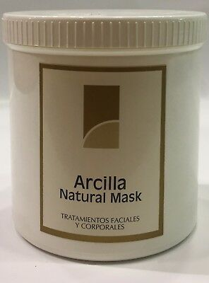 Arcilla Natural Tratamientos Faciales y Corporales 1000ML MontiBello
