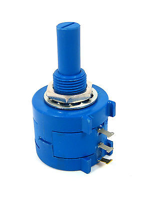 Bourns 3590S-1-103: 10K Ohm, 10-Turn, 2-Watt Linear Potentiometer: Great Price