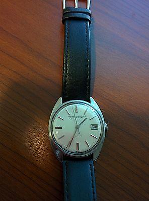 Vintage Girard Perregaux Chronometer HF Gyrometer watch. Fully Serviced..