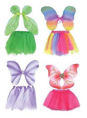 #Kids Fairy Tale Princess Fairy Wings Tutu Child Sets For #Fancy Dress - Fairy Tale Costumes For Kids