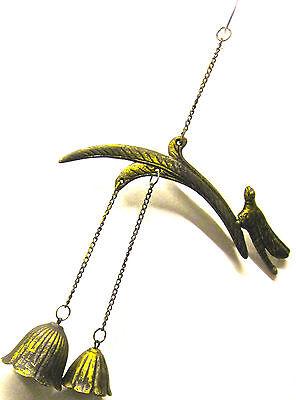 Glocken Gußeisen Metallfiguren Dragonfly  (Dragonfly Windspiel)