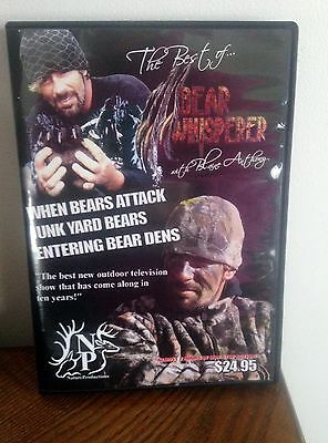 The best of the Bear Whisperer DVD Hunting Adventure Suspense Exciting Tv Show (Best Adventure Tv Shows)