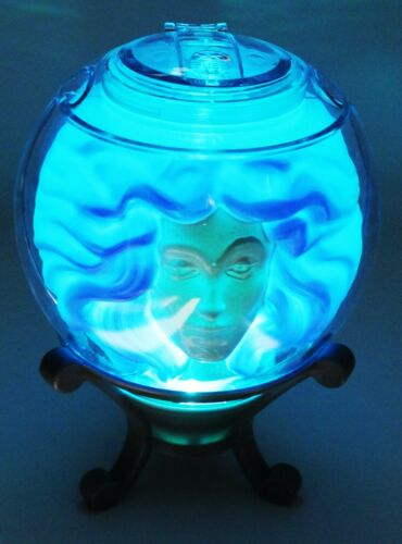 Disney Parks Haunted Mansion Madame Leota Light-Up Sipper Cup LIGHT UP Ghost NEW