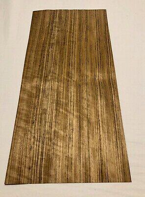 Mozambique Figured Wood Veneer - 5 Sheets 20.5 X 10 7 Sqft