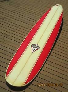 "9'6"" 'THE SURF FACTORY' Longboard Malibu Mal by Mick Byrnes"