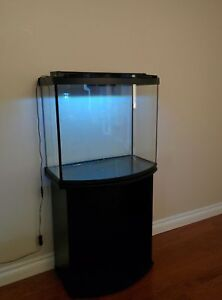 NEW Fluval 29 Bow aquarium NEUF + stand/mobilier