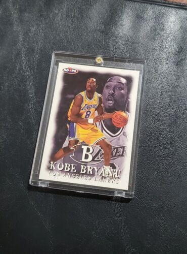 Kobe Bryant-2nd Year NBA Hoops Mint  - $6.99