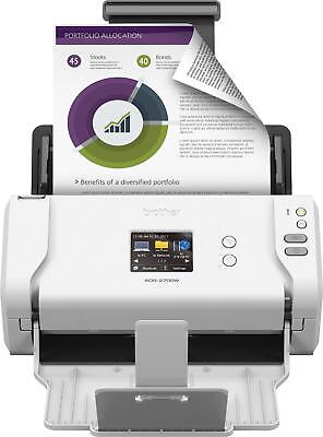 Brother Wireless High-Speed Desktop Document Scanner, ADS-27