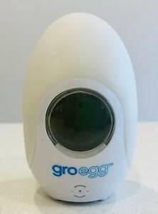 Gro Egg Room Thermometer/Night Light