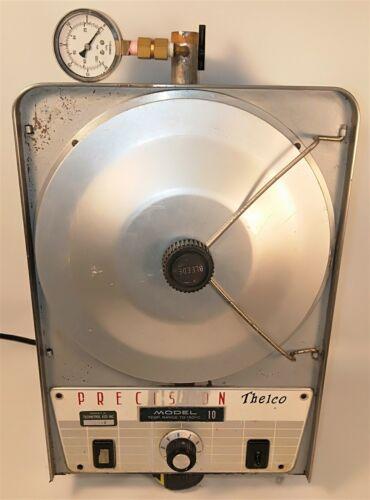 Precision Thelco Model 10 (31545-C) Vacuum Oven