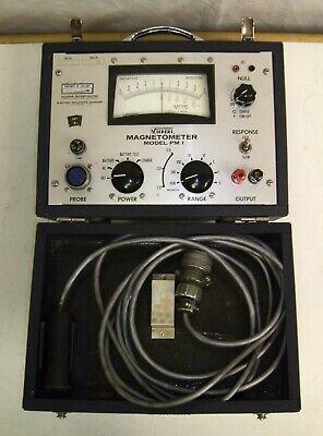 Vickers Magnetometer W Probe Los Alamos Manhattan Project Lasl Aec Tested