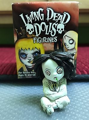 """LIVING DEAD DOLLS 2"""" FIGURINE SERIES 3 SYBIL REGULAR NEW WITH BOX FREE SHIPPING"""