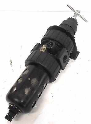 Speedaire Air Filter Regulator 4z028a 150 Psi 1000 Kpa