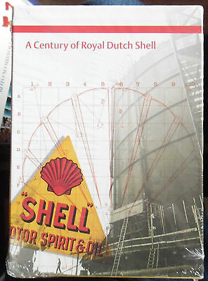 A Century Of Royal Dutch Shell  2007  3 Dvd Set   Booklet  New Factory Sealed