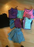 Gently used girls clothes