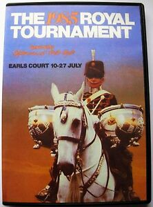 THE ROYAL TOURNAMENT 1985 DVD LIVE -300TH ANNIVERSARY OF 12 ARMY REGIMENTS