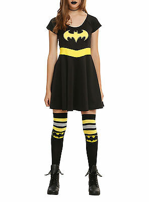DC Comics Batman Costume Dress Cosplay Plus Size 3X New ()