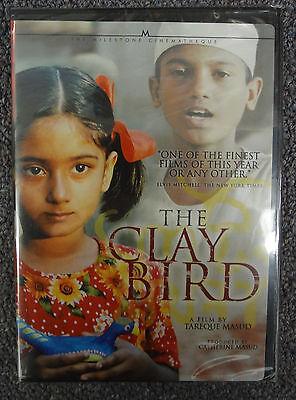 The Clay Bird DVD NEW OOP New Yorker Video