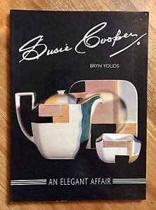 Susie Cooper Large Coffee Table Book by Youds Nice Condition