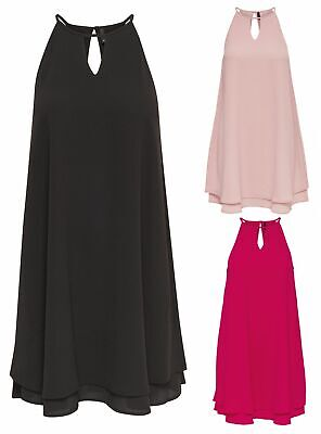 ONLY Damen-Kleid onlMariana Myrina Träger-Sommer-Kleid Cocktailkleid Abendkleid Grün Abend Kleid