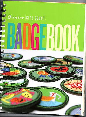 Junior Girl Scout Badgebook ~ Requirements for Older Junior Badges