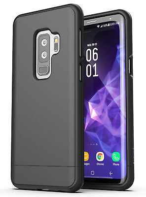 Galaxy S9 Plus Slim Case Thin Protective Grip Phone Holder L