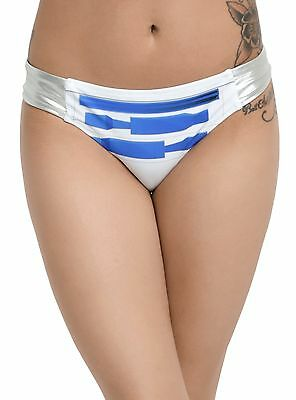 Disney Star Wars R2-D2 Swim Bottoms New With Tags licensed Extra Small XS for sale  Saint Petersburg