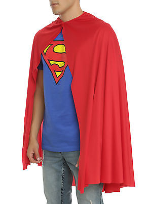 Superman Cape For Adults (ADULT LONG 36