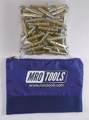 100 316 Cleco Sheet Metal Fasteners W Mesh Carry Bag K2s100-316