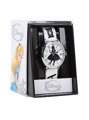 Disney Alicia en el País de las Maravillas Silueta Reloj Goma Ajustable...