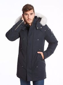 Moose Knuckles Stirling Parka (NAVY)