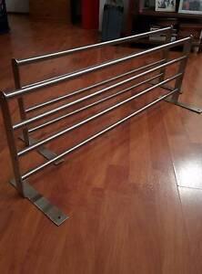 Grundtal shelf/towel hanger, stainless steel Ashfield Ashfield Area Preview