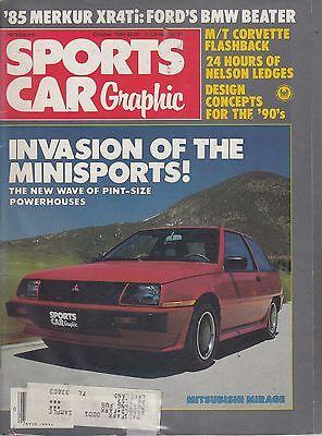Sports Car Graphic--oct 1984 Minisports-----446 - Oct Sports Car