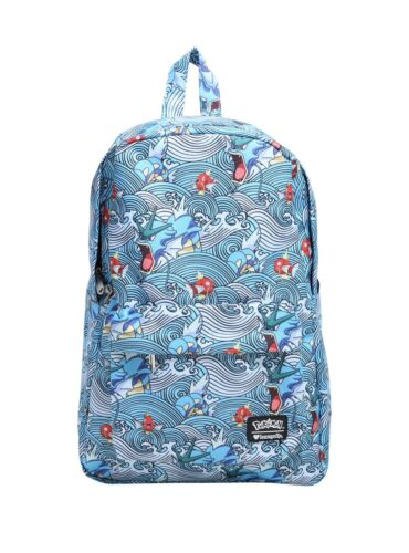 Pokémon Gyarados & Magikarp Waves Backpack RARE