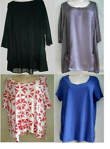 Plus Size 22 Tops x 4, Avella, Moda, Autograph and Now+ Petrie Pine Rivers Area Preview