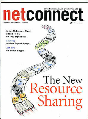 Net Connect Magazine Spring 2005  New Resource Sharing Ex Faa 030816Jhe