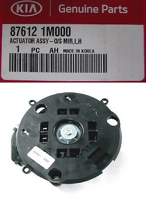 Outside Mirror Actuator Motor Left Driver Side Kia Optima Forte 2011-2012-2013