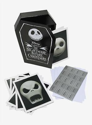 Enesco Walt Disney Archives Nightmare Before Christmas Notecard Set 20 Count