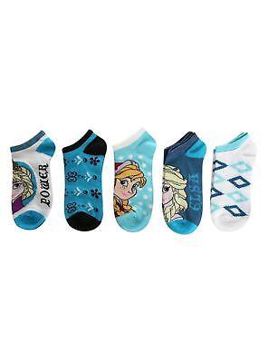 Pair Set Teenager Erwachsene Sister Socken Königin Elsa (Disney Frozen Erwachsenen)