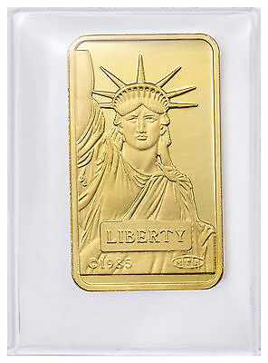 Credit Suisse 10 Gram Gold Bar New Sealed With Assay Certificate Sku27111